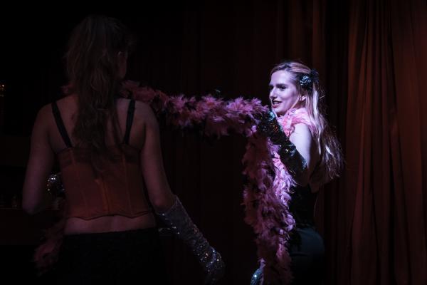 Workshop Burlesque in Amersfoort